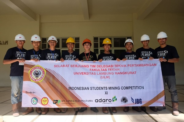 PRESS RELEASE INDONESIAN STUDENT MINING COMPETITION  11TH Bandung, 3-11 Februari 2018